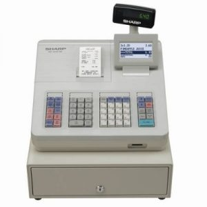 CASH REGISTER SHARP XE-A-207