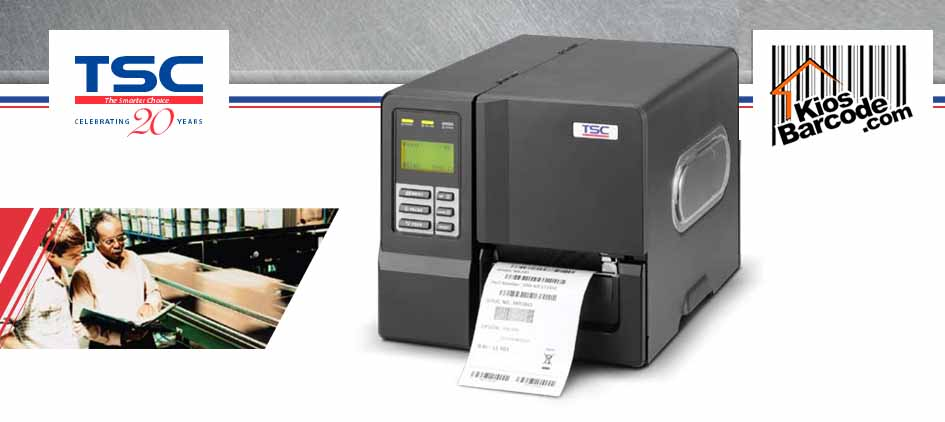 Jual Printer Barcode TSC ME340 SERIES