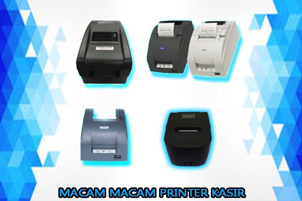 macam macam printer kasir